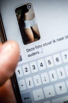 Aanhoudingen voor chantage met naaktfoto's