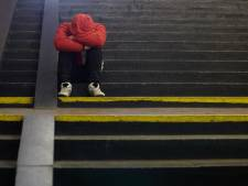 Door woningnood 2000 economisch daklozen in Amsterdam