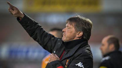 Frank Vercauteren definitief coach af bij KV Mechelen
