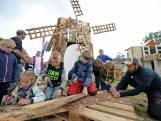 Notre Dame herrijst in houtdorp Haarlo