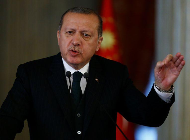 President Recep Tayyip Erdogan.
