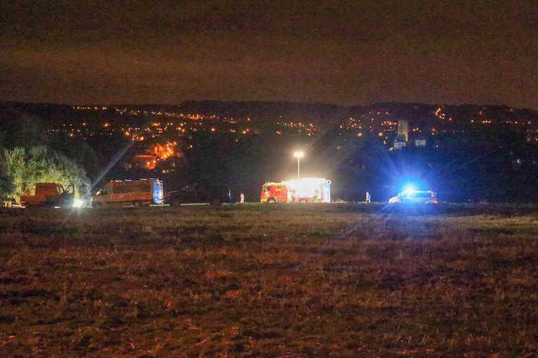 Een mug- en ambulanceteam en ook de brandweer snelden ter plaatse, maar konden de man niet meer redden.