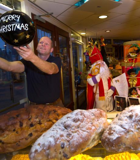 'Gekkenhuis' bij Bakkerij Paul Berntsen, en dan moeten kerst en oudjaar nog komen