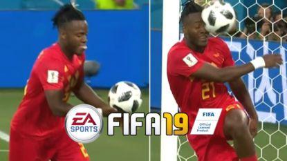 Heel wat fans willen viering Batshuayi op 'FIFA 19'
