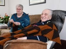 Borns echtpaar al tientallen jaren mantelzorger voor elkaar: 'Aan een half woord genoeg'
