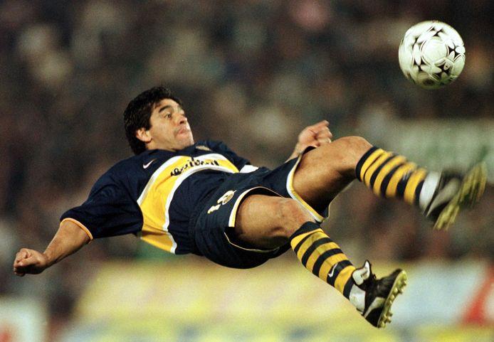 16 september 1997, tijdens het Argentijnse kampioenschap.