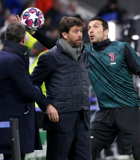 'Europese voetbalclubs in voortbestaan bedreigd'