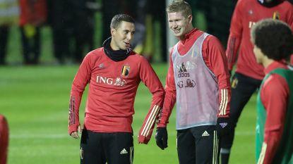 Football Talk. Hazard, De Bruyne en Vertonghen genomineerd voor Team van het Jaar van UEFA - Kovac dit seizoen geen hoofdcoach meer