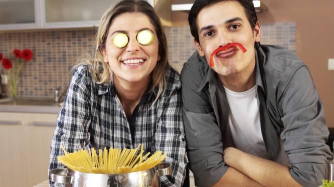 10 verschillen tussen mannen en vrouwen in de keuken