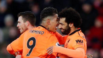 Herbeleef de overwinning van Liverpool, het gelijkspel van Barcelona en de nederlaag van United