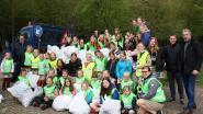 Ruim 300 vrijwilligers ruimen zwerfvuil