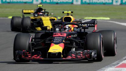Red Bull ook in tweede vrije oefensessie GP Mexico oppermachtig, Vandoorne 15e
