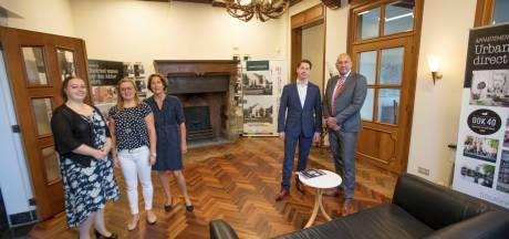 Makelaarskantoor Huibers verlaat oude villa voor nieuw pand in Jorislaan in Eindhoven
