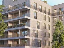 Verkoop appartementen vertraagde Princenlant 4 start na de zomer
