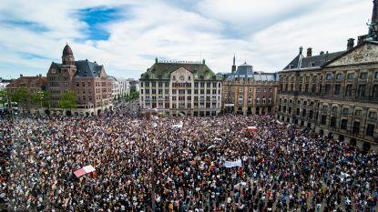 """Corona blijft weg na betogingen in Nederland, maar virologen waarschuwen: """"Het zijn risicomomenten"""""""