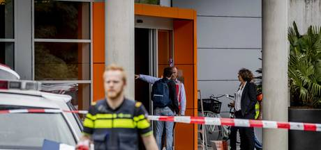 Einde gijzeling bij NPO in Hilversum, verdachte aangehouden