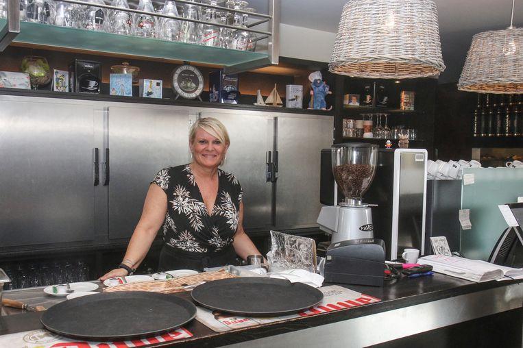 Tatjana Labio van Koffiehuis De Waterkant.