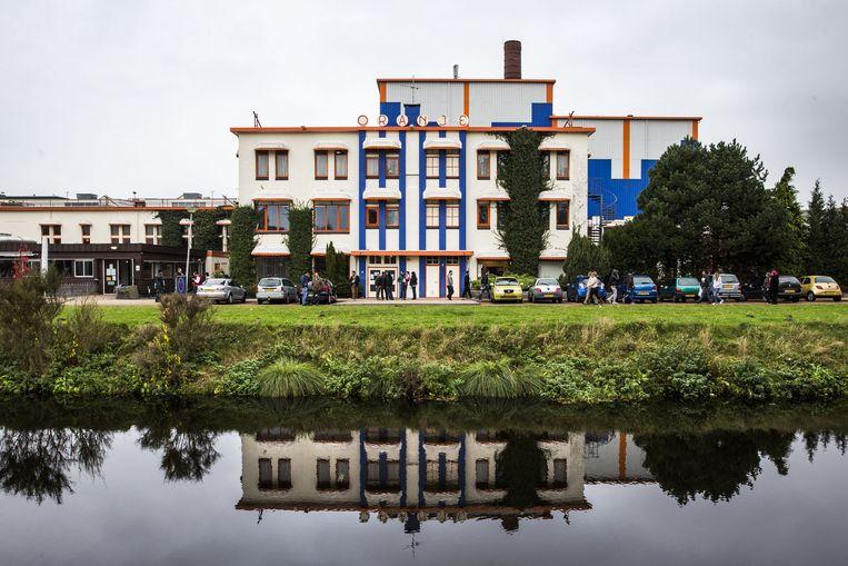 In het vakantiepark Oranje, in de gemeente Midden-Drenthe, worden 1400 asielzoekers ondergebracht. Beeld null