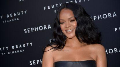 Productieve Rihanna: zangeres werkt aan twee nieuwe albums tegelijk