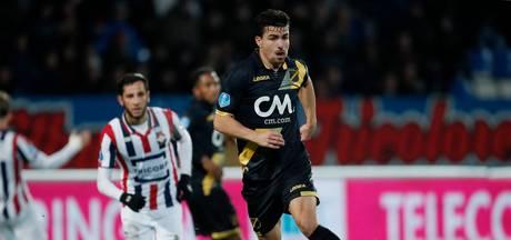 Nijholt voelt zich weer voetballer: 'Was thuis niet de gezelligste'
