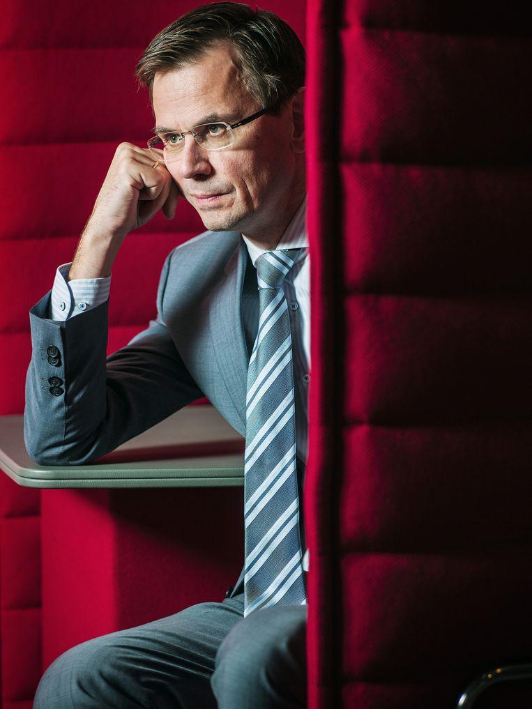 André Rouvoet: 'DSW heeft zich nooit verzet tegen het akkoord over kostenbeheersing.' Beeld Jiri Buller