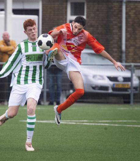 Victoria'25 wint Maas en Waalse derby bij SCD'33