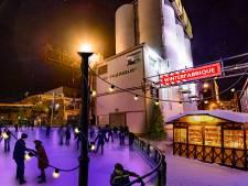 Schaatsen uit het vet: bij de Kartfabrique komt deze winter een enorme ijsbaan