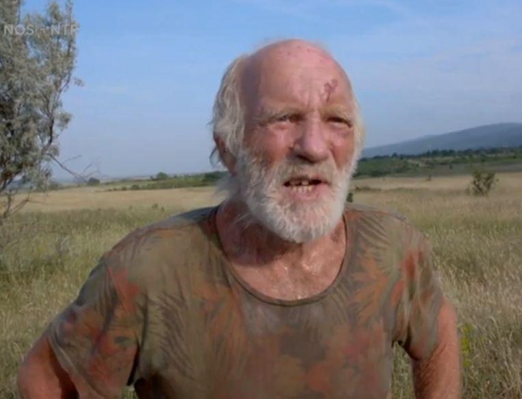 Rudi Lubbers, hier op screenshot van de aflevering van 'Andere Tijden Sport'. Beeld Andere Tijden Sport, NTR