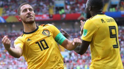 """Onze Chef Voetbal stelt vast hoe de hele wereld België vandaag als een WK-favoriet zal zien: """"Eigen schuld, jongens. Jullie moeten maar niet zo imposant zijn"""""""