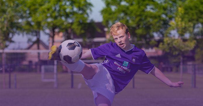 RSC Anderlecht Skill Games dagen