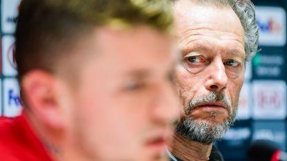 """Preud'homme ziet hoe Standard ondanks puik EL-parcours lot niet meer in eigen handen heeft: """"Laat ons hopen dat Krasnodar groep wil winnen"""""""
