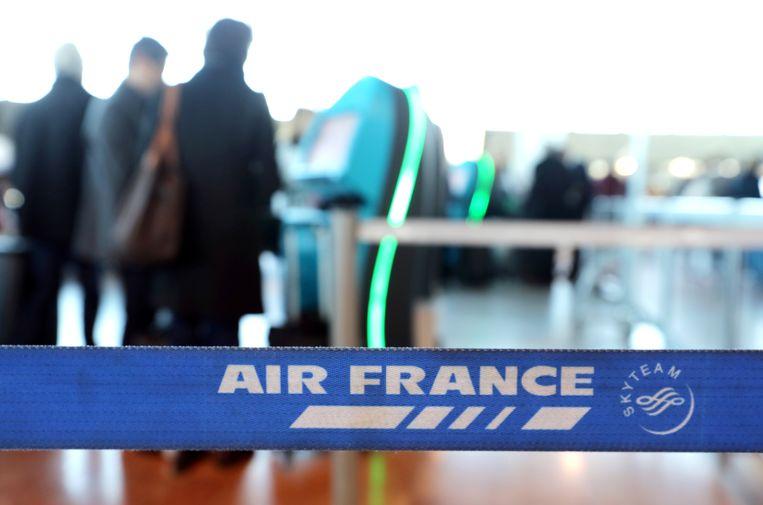 Het banenverlies heeft niets te maken met de negatieve gevolgen voor de luchtvaart van het nieuwe coronavirus.