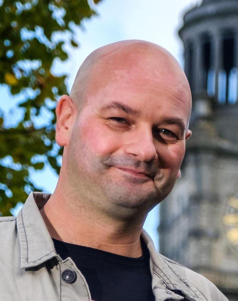 Lijsttekker Dennis De Meyer.