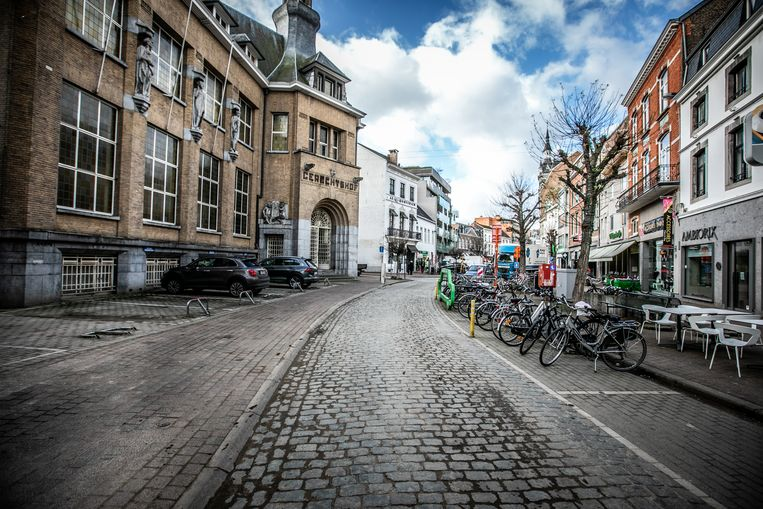 De Havermarkt in Hasselt