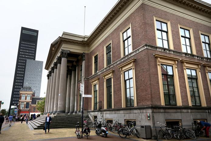 Het gerechtshof in Leeuwarden, foto ter illustratie