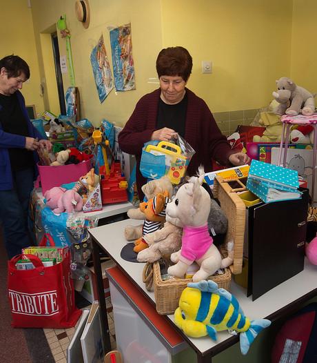 Speelgoed voor het uitkiezen in Zelhem