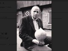 Videoportret Herman Schepers op  historisch filmfestival Eibergen