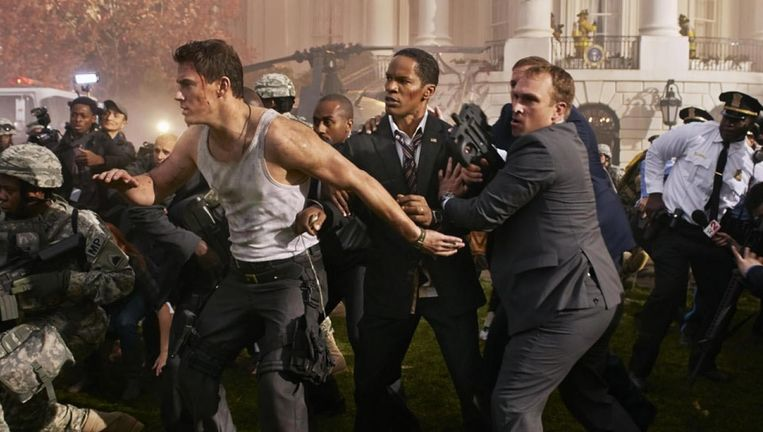 null Beeld White House down