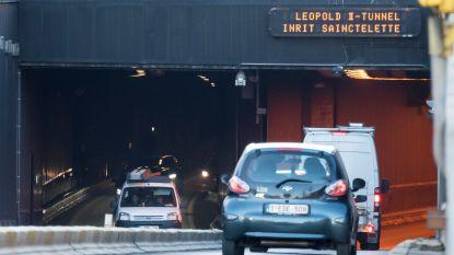 """Leopold II-tunnel krijgt vrouwennaam:  """"Het is een symbolische plaats"""""""