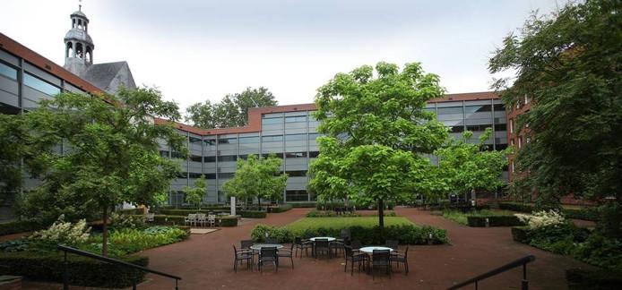 Antoniegaarde, een voorbeeld van een zorgcentrum dat appartementen via woonz.nl gaat aanbieden.
