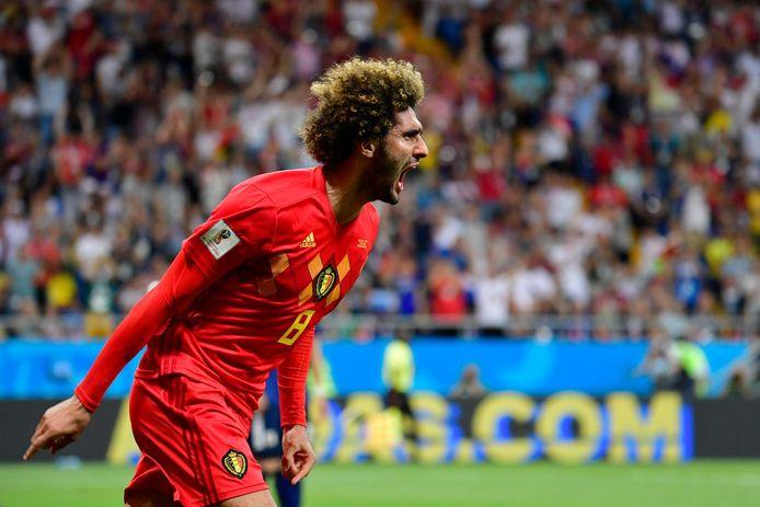 Marouane Fellaini n'a plus joué avec les Diales depuis le Mondial 2018.