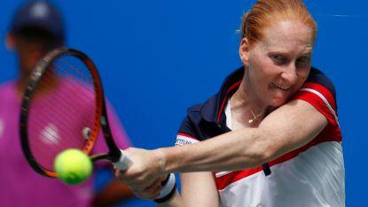 Van Uytvanck grijpt naast derde WTA-finale - Flipkens speelt finale dubbelspel in Linz - Bemelmans tegen Monfils in eerste ronde