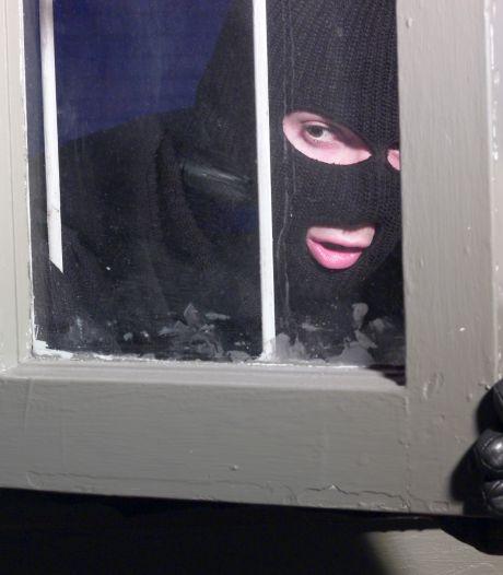 Vrouw treft insluiper aan in haar schuur in Zijtaart