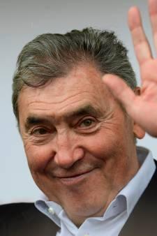 Wielerlegende Eddy Merckx na zware val in ziekenhuis