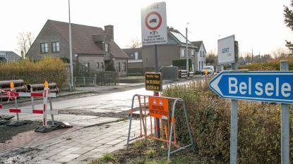 Verkeersmaatregelen in Eikenlaan, Groenstraat en Colliestraat door werken op kruispunt Gentstraat-Nauwstraat-Markstraat