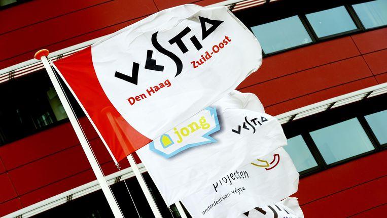 Het kantoorgebouw van Vestia in Den Haag. Beeld ANP XTRA