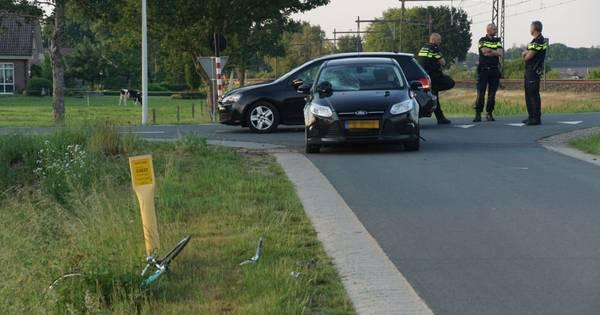 Wielrenner gewond bij aanrijding met auto in Punthorst.