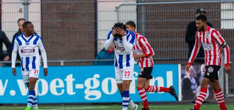 Schandalige vertoning FC Lienden voor eigen publiek