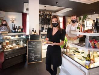 """Brasserie De Post in Gavere combineert afhaaldienst met delicatessenwinkel: """"Creatieve manier om ons aanbod coronaproef uit te breiden"""""""