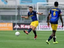 Özgür Aktas ziet FC Dordrecht als keerpunt in loopbaan: 'Ik kan hier ervaring opdoen'